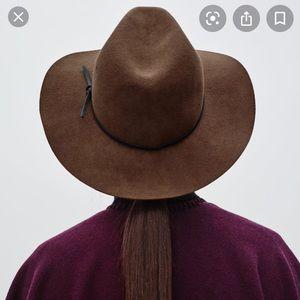 Wool Hat from Aritzia